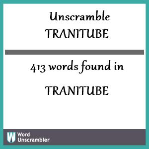 Tranitube