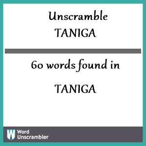 Taniga