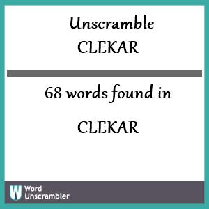 Clekar